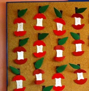 Okul-öncesi-dünyam-ısırılmış-elmalar-etkinliği