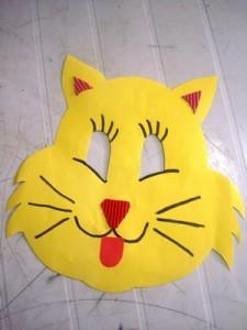 okul-öncesi-dünyam-kedi-maskesi-etkinliği