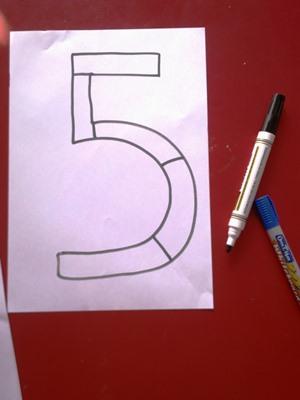 beş-rakamı-etkinliği