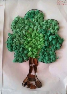 okul-öncesi-dünyam-yuvarlama-ile-ağaç-etkinliği