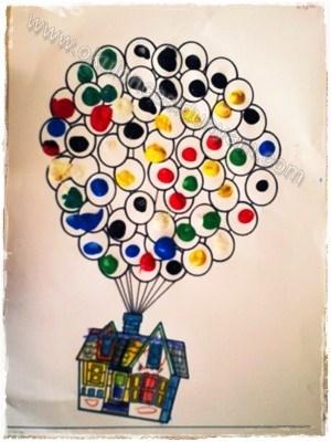 okul-öncesi-dünyam-parmak-boyası-etkinlik-örnekleri