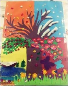 okul-öncesi-dünyam-mevsimler-panosu-etkinlikleri