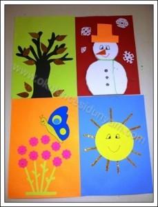 okul-öncesi-dünyam-mevsimler-pano-örnekleri