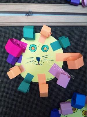 okul-öncesi-dünyam-aslan-etkinlik-örnekleri