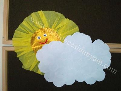 okul-öncesi-dünyam-güneş-bulut-etkinlik-örnekleri
