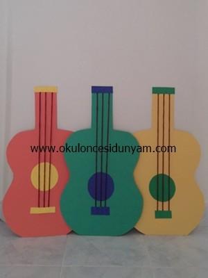 okul öncesi gitar etkinlik örnekleri