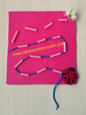 okul öncesi eğitici materyal örnekleri