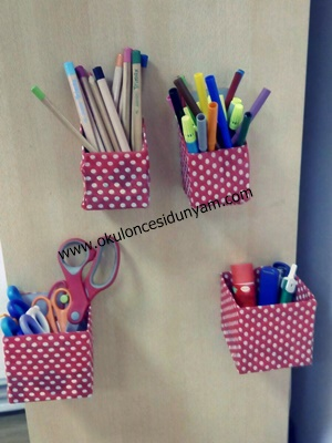 okul öncesi kutu kaplama örnekleri