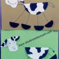 okul öncesi inek etkinlik örnekleri