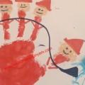 okul öncesi parmak boyası etkinlik örnekleri