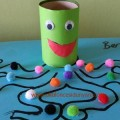okul öncesi ahtapot sanat etkinliği
