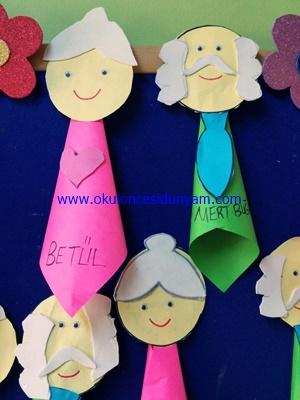 okul öncesi yaşlılarla ilgili etkinlik örnekleri