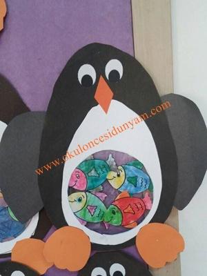okul öncesi penguen etkinlik örnekleri