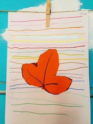okul öncesi sonbahar etkinlik örnekleri