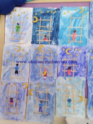 okul öncesi sulu boya etkinlik örnekleri