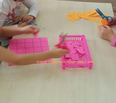 okul öncesi proje etkinlikleri