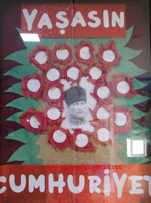 okul öncesi cumhuriyet bayramı etkinlikleri