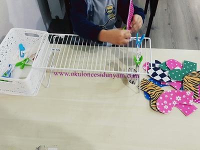 okul öncesi el yapımı oyuncak örnekleri