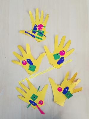 okul öncesi mikrop etkinlik örnekleri