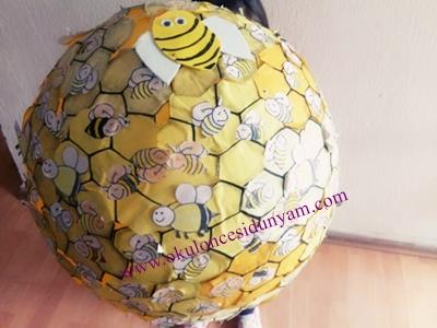 okul öncesi arı etkinlik örnekleri