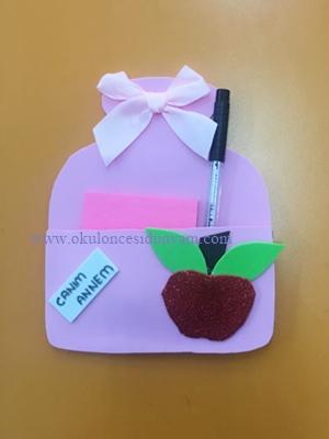 okul öncesi anneler günü hediye örnekleri