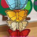 Okul Öncesi Kelebek Kumbara Etkinliği